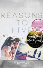 Reasons to Live - a collection of flash fiction stories by Nyhterides