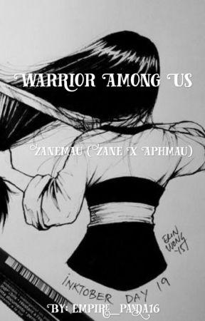 Warrior Among Us Zanemau (Zane X Aphmau) by empire_panda16