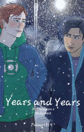 Years And Years by pulsar1919