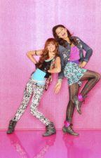 Shake It Up! Night With Friends by Kayla_Flame_Scorpio