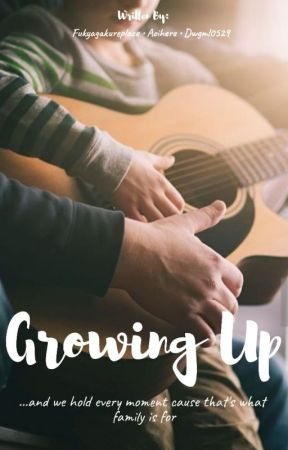 Growing Up (Vol. 01) by fukyagakureplace