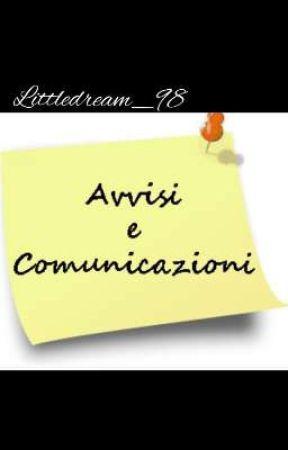 Avvisi e comunicazioni!  by littledream_98