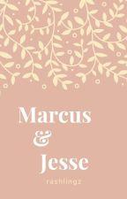 Marcus & Jesse by RashLingz
