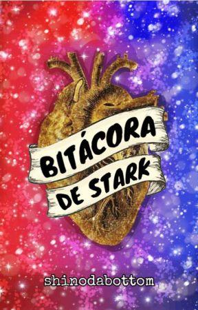 Bitácora de Stark by shinodabottom