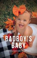 The Badboy's Baby door elithebutterfly