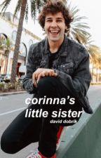 corinna's little sister » david dobrik by messydobrik