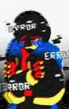 Daughter Of Error *rewriting* by Wow_a_blue_cloud