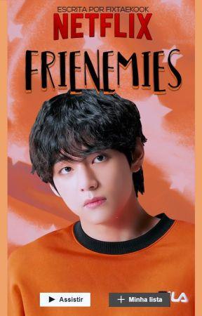 frienemies; kth + jjk [c] EM REVISÃO by fixtaekook