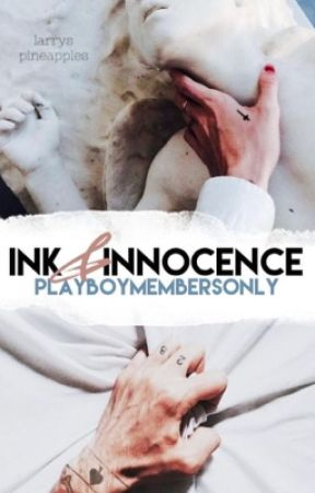 ink and innocence // l.s. by playboymembersonly