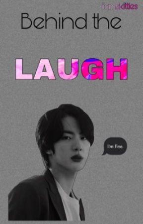 Behind the laugh [KIM SEOKJIN] by iiamskittles