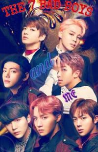 THE 7 BAD BOYS AND ME (HEARTTHROB) cover