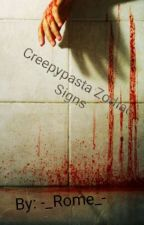 Creepypasta Zodiacs signs  by -_Spxdes_-