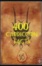 ♑ 400 Capricorn Facts ♑ by -IzPxli