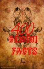 ♊ 400 Gemini Facts ♊ by -IzPxli