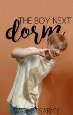 The Boy Next Dorm ✔ | Jungkook x Reader (EDITING) by WeirdBTSARMY