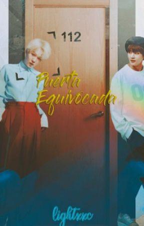 Puerta equivocada. |Yoontae| by lightxxc