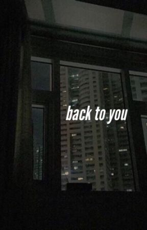 back to you - e.d by TENSIONGRAY