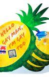 Hello Gay Man, I'm Gay Too (MarcoxAce) cover
