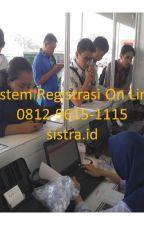 Rajanya Sistem Registrasi On Line, 0812-9615-1115, SISTRA.ID by RegistrasiBarcode9
