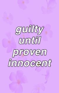 guilty until proven innocent              << kokichi x reader >> cover