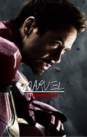 Marvel Gif Imagines by luciferslvst