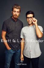 Rhett & Link X Reader by oldfilmss