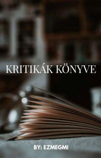 kritikák könyve |befejezett| cover