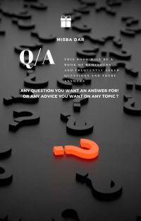 Q/A + Reminders  cover