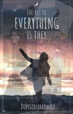 The key to everything is THEY||TMR  by Shipperki