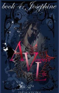 A Vampire's Life Book 4 cover