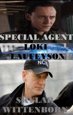 Special Agent Loki Laufeyson by darthwitty