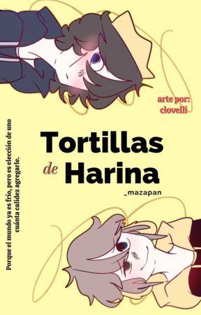 Tortillas de harina   Mikellino by _mazapan