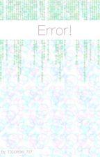 Error! (Klaus Goldstein x Reader)  by T0D0R0K1_707