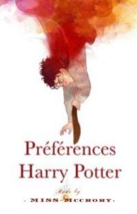 Préférences Harry Potter  cover