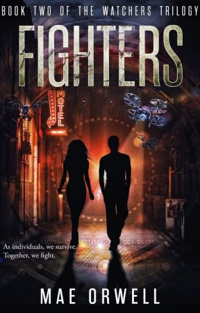 Fighters by maeorwell