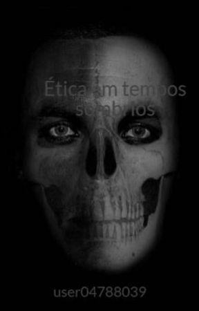 Ética em tempos sombrios by user04788039