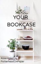 Your bookcase by PotterheadOnPaper