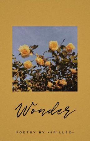 Wonder  by -spilled-