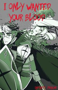 I Only Wanted Your Blood (Voltron Vampire Shidge AU) cover