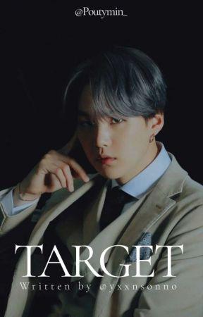 Target    YoonMin by poutymin_