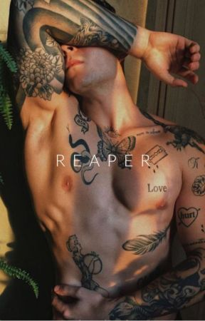 Reaper    ⚠️SLOW UPDATES⚠️ STEPHEN JAMES / PARANORMAL / DADDY KINK / LIGHT BDSM by sipmedaddy