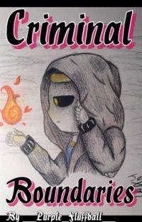 Criminal Boundaries (An Undertale Sanscest Story)  cover