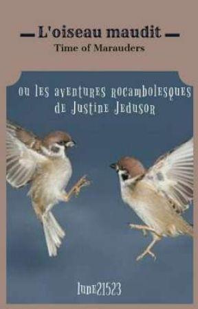 L'oiseau maudit, ou la vie compliquée de Justine Jedusor by lune21523