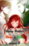Harry Potter: Vörös és Zöld volume 3 cover