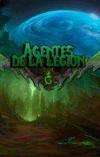 Agentes de la Legión by roxenfarra