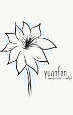 Yuanfen (SevenXReader) Mystic Messenger. by glowinqtournesol