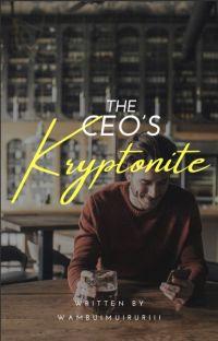 The CEO's Kryptonite (boyxboy) ✓ cover