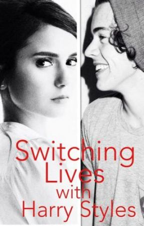 Switching Lives With Harry Styles by alicejboone