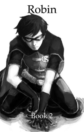 Robin  by comicsgirl1320