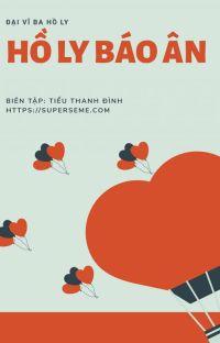[Edit - HOÀN] Hồ ly báo ân - Đại Vĩ Ba Hồ Ly cover